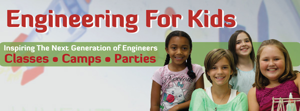 Engineering for Kids Franchise Opportunity