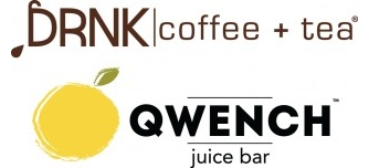 DRNK coffee + tea / QWENCH juice bar Franchise